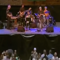 "Claudia Quintet live at the 45th Festival de Jazz San Sebastian | ""opening"""