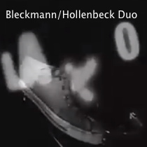 Bleckmann/Hollenbeck Duo | Black Room Sessions