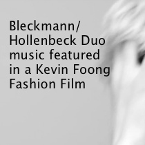THE SOCIAL REBEL : Fashion Film by Kevin Foong | Music by Bleckmann/Hollenbeck Duo