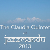 The Claudia Quintet at Jazzmandu 2013 | Video by Julie Mallozzi