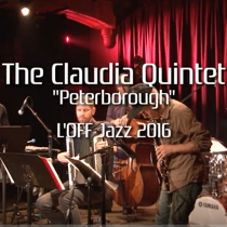 CQ performs Peterborough @L'OFF Jazz | 2016 | Video Credit: www.sortiesJAZZnights.com